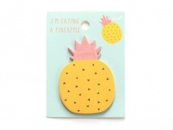 Acheter Bloc-notes adhésifs - ananas - 1,59€ en ligne sur La Petite Epicerie - 100% Loisirs créatifs