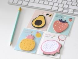 Sticky notes - pineapple