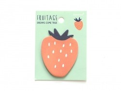 Acheter Bloc-notes adhésifs - fraise - 1,59€ en ligne sur La Petite Epicerie - 100% Loisirs créatifs
