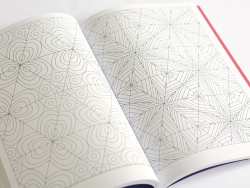 Colouring book - Illusions d'optique & kaléidoscopes (in French)