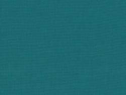 Tissu polycoton uni - vert émeraude