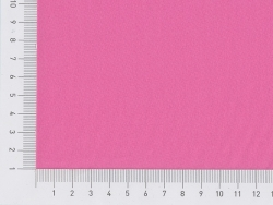 Cotton blend fabric - candy pink
