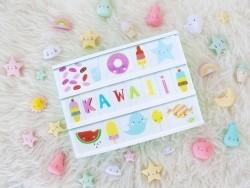 Accessoires lightbox - pack kawaii