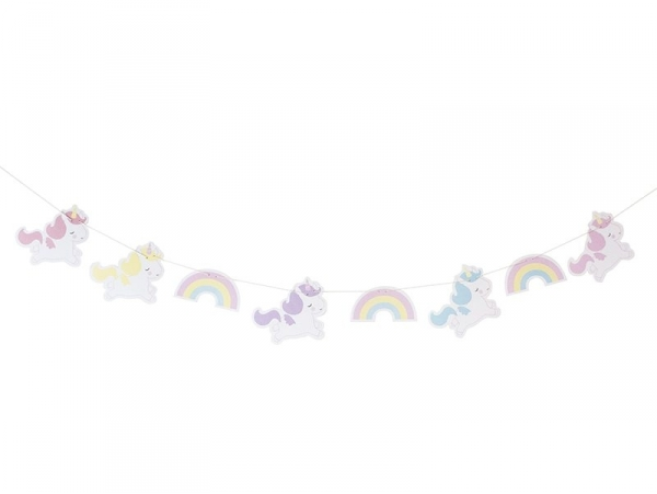 Guirlande licorne A little lovely Company - 1