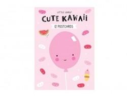 Cartes postales - kawaii