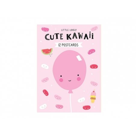 Cartes postales - kawaii A little lovely Company - 2