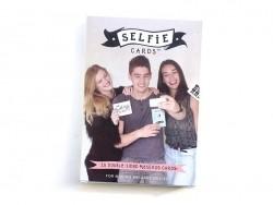 Cartes postales - selfies