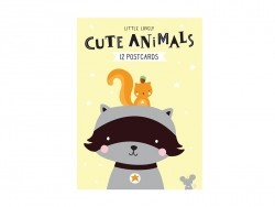 Postkarten - Cute animals