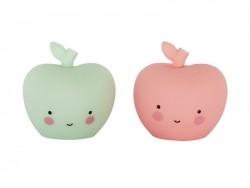 Kleine Dekofiguren - Äpfel
