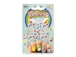 Nail art stickers - unicorns
