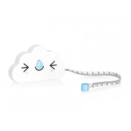 Measuring tape - cloud