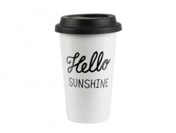 Travel mug - Hello sunshine