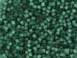 Miyuki Delicas 11/0 - vert émeraude soyeux 1814
