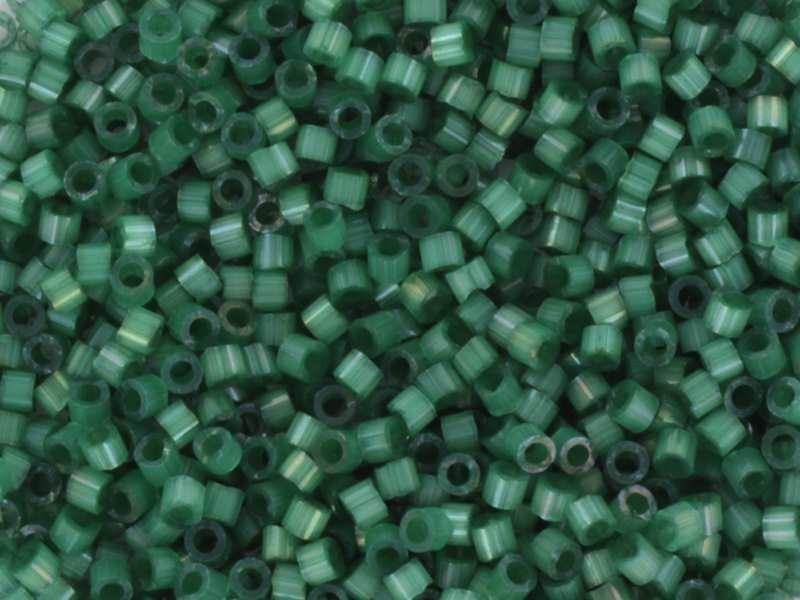 Acheter Miyuki Delicas 11/0 - vert émeraude soyeux 1814 - 2,49€ en ligne sur La Petite Epicerie - 100% Loisirs créatifs