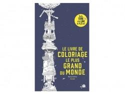 """""""Le livre de coloriage le plus grand du monde"""" Marabout - 1"""