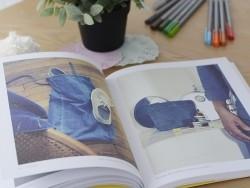 "Livre ""Tendance tie and dye"""