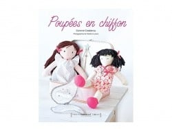 "Book - ""Poupées en chiffon"" (in French)"