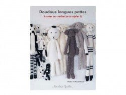 "Book - ""Doudous longues pattes"" (in French)"