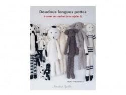 """Livre """"Doudous longues pattes"""" Marabout - 1"""