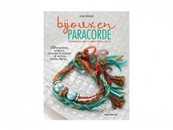 """Livre """"Bijoux en paracorde"""" Marabout - 1"""