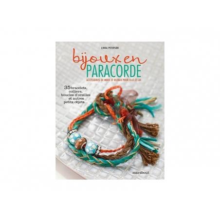 """Acheter Livre """"Bijoux en paracorde"""" - 12,90€ en ligne sur La Petite Epicerie - 100% Loisirs créatifs"""