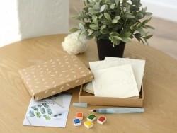 Kit MKMI - Mes cartes à l'aquarelle - DIY La petite épicerie - 2