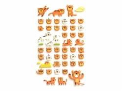 Sticker / Aufkleber - Tiger