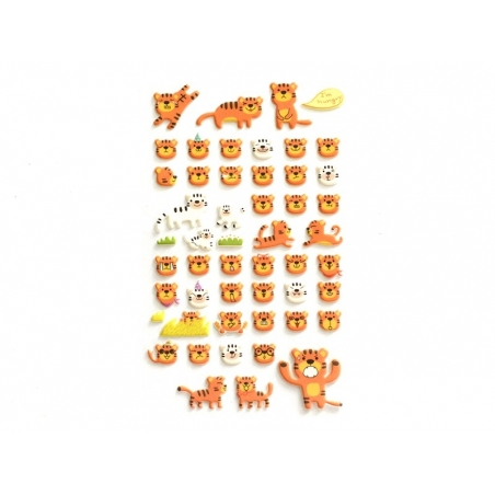Stickers - Tigers