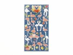 Stickers - flamingos