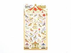 Stickers - Merry-go-round