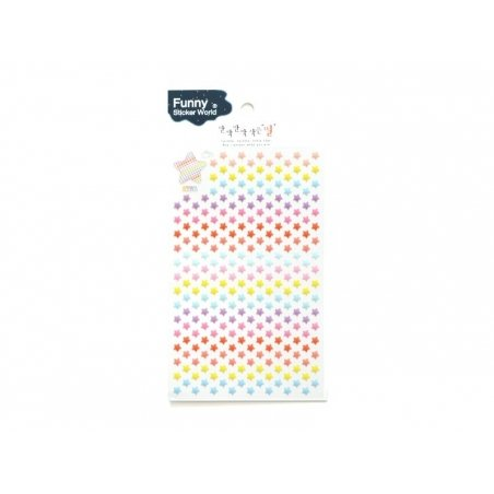 Acheter Stickers fantaisies - mini étoiles - 2,95€ en ligne sur La Petite Epicerie - Loisirs créatifs