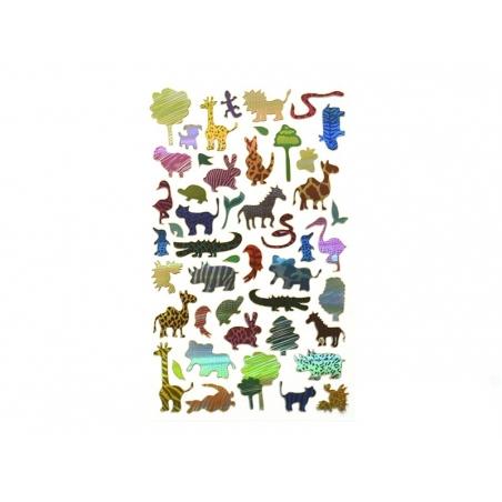 Acheter Stickers fantaisies - Plantes & animaux / Guess who am I ? - 2,95€ en ligne sur La Petite Epicerie - Loisirs créatifs