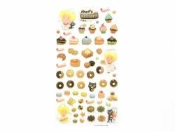 Stickers - Chef's dessert