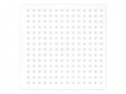 Pegboard for classic HAMA MIDI beads - square Hama - 1