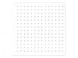Plaque support pour perles HAMA MIDI classiques - carré