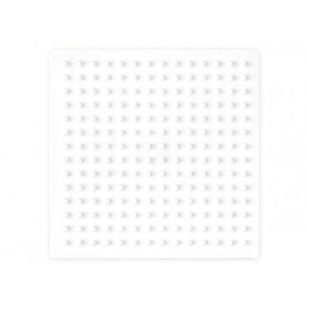 Acheter Plaque support pour perles HAMA MIDI classiques - carré - 1,89€ en ligne sur La Petite Epicerie - Loisirs créatifs