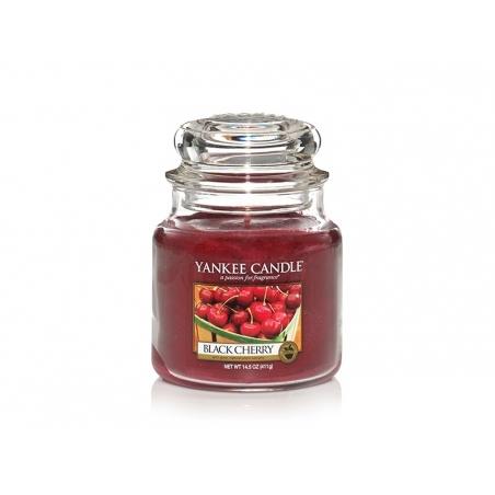 Yankee Candle - Black Cherry - medium jar