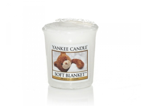 Yankee Candle - Soft Blanket - votive candle