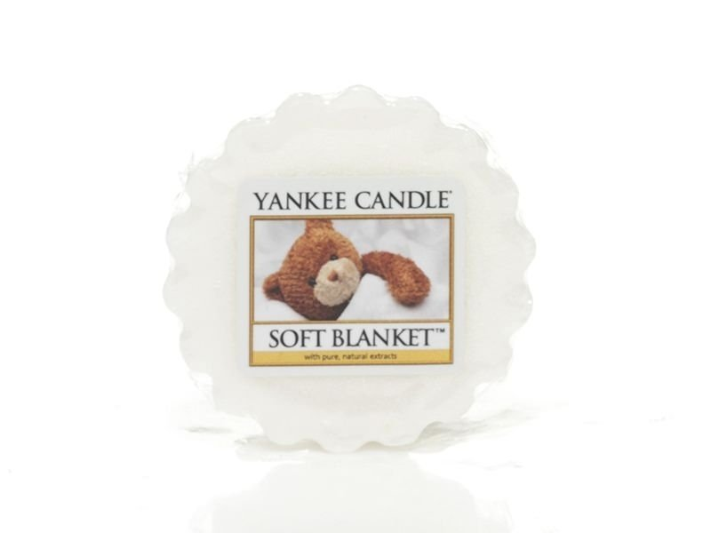 Acheter bougie yankee candle soft blanket tartelette de cire en ligne - Acheter cire de bougie ...