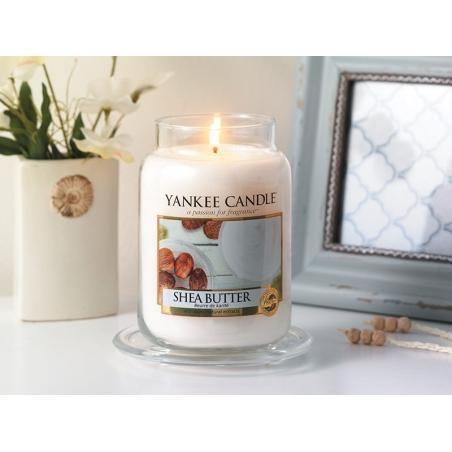 Acheter Bougie Yankee Candle - Shea Butter/Beurre de karité - Tartelette de cire - 2,29€ en ligne sur La Petite Epicerie - 1...
