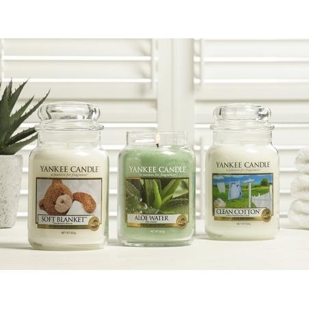 Acheter bougie yankee candle clean cotton tartelette de cire en ligne - Acheter cire de bougie ...