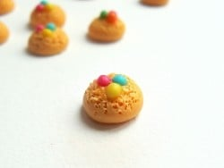 1 cookie aux M&M's