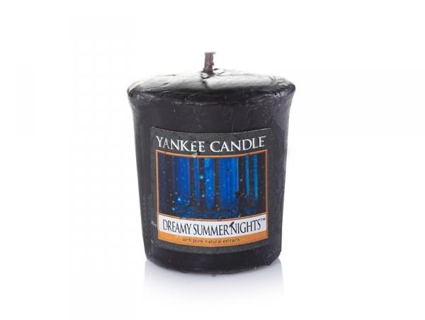 Acheter Bougie Yankee Candle - Dreamy Summer Nights / Songe d'une nuit d'été - Bougie votive - 2,69€ en ligne sur La Petite ...