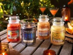 Bougie Yankee Candle - Dreamy Summer Nights / Songe d'une nuit d'été - Bougie votive