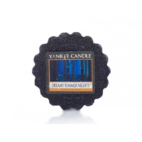 Acheter Bougie Yankee Candle - Dreamy Summer Nights / Songe d'une nuit d'été - Tartelette de cire - 2,29€ en ligne sur La Pe...