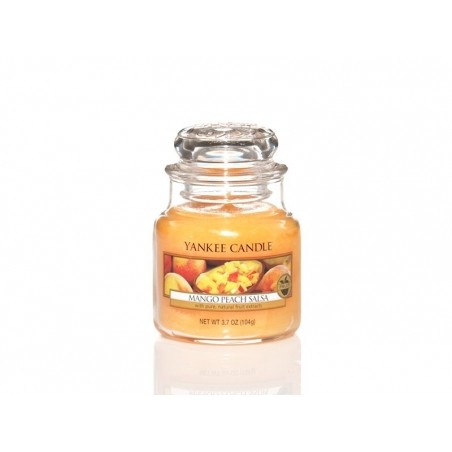 Yankee Candle - Mango Peach Salsa - small jar