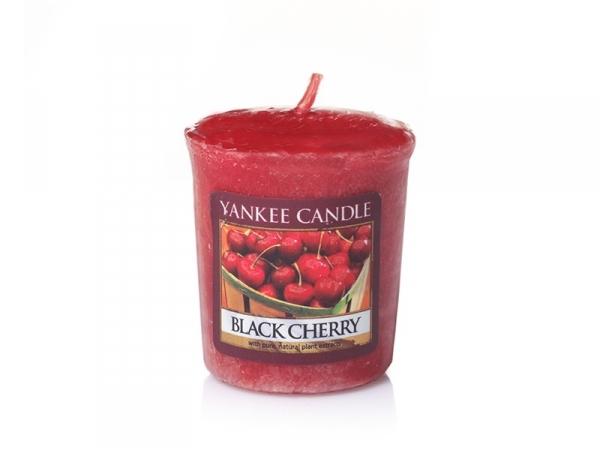 Bougie Yankee Candle - Black Cherry / Cerise griotte - Bougie votive
