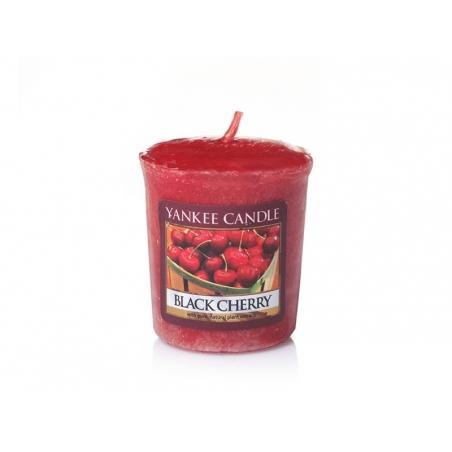 Acheter Bougie Yankee Candle - Black Cherry / Cerise griotte - Bougie votive - 2,69€ en ligne sur La Petite Epicerie - Loisi...