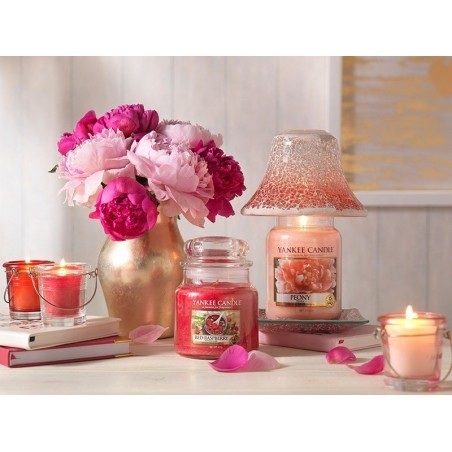 Acheter Bougie Yankee Candle - Red Raspberry / Framboise Rouge - Petite jarre - 11,89€ en ligne sur La Petite Epicerie - 100...