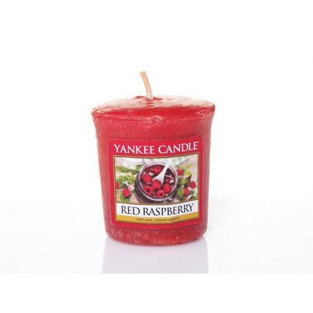 Yankee Candle - Red Raspberry - votive candle